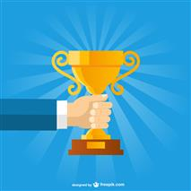 اعطای جایزه به برنده مسابقه از غدیر تا قربان ویژه همکاران